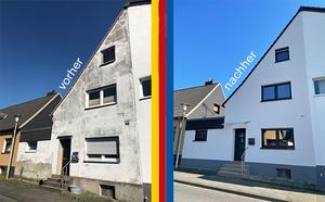 Einfach schön! Fassadensanierung durch Expertenhand