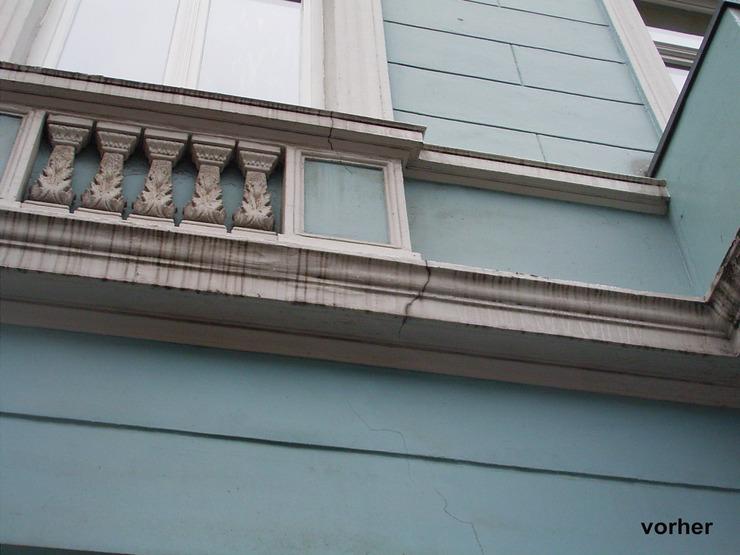 Vorhermotiv Fassadensanierung