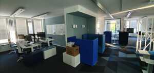 Büroausbau artegic AG, Bonn